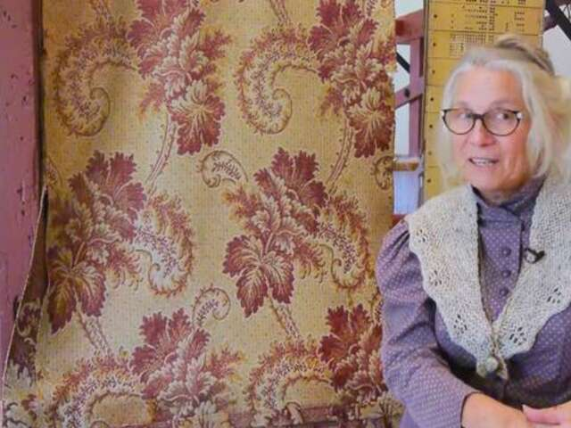 Rare Weaving Loom Gets New Life in Peterborough & the Kawarthas