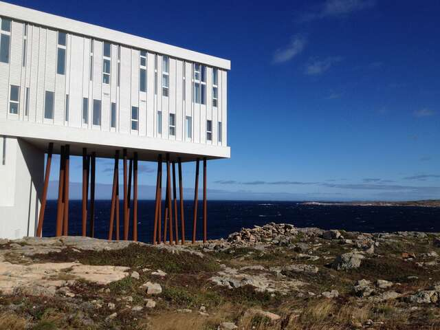 Fogo Island Inn: Daring Design in an Ancient Fishing Community