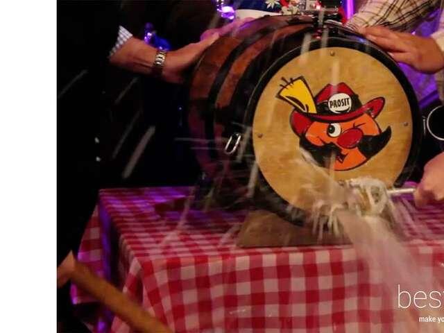 Video: Where's the World's Second Biggest Oktoberfest?