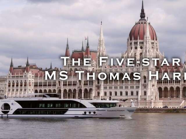 Riviera River Cruises MS Thomas Hardy