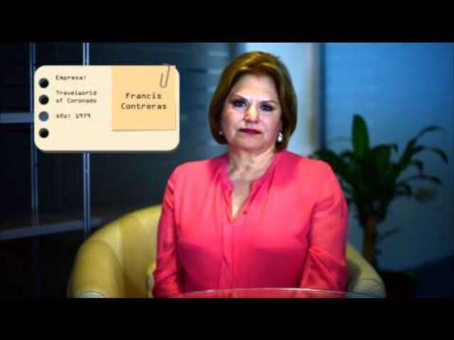 Caso de exito: Francis Contreras