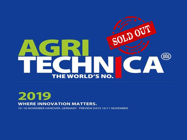 SOLD OUT!—Agritechnica Tour 2019 Ag Students & Young Farmers Program