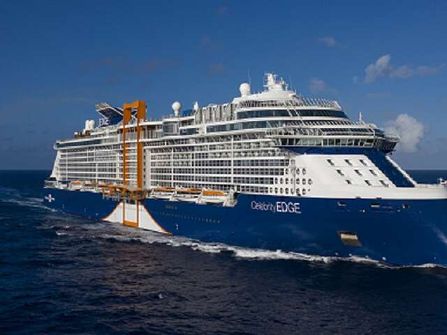 Celebrity Cruise -  Oceanview Stateroom Receive $75 Onboard Credit