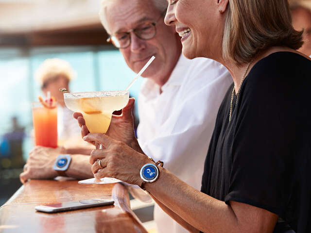 Exclusive offer of up to $85 onboard credit per stateroom