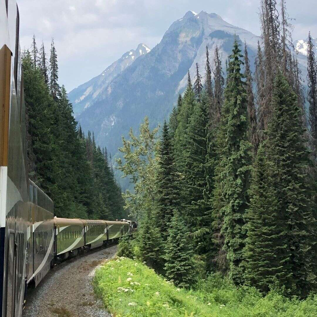 My Top Reasons to Experience the West with Rocky Mountaineer