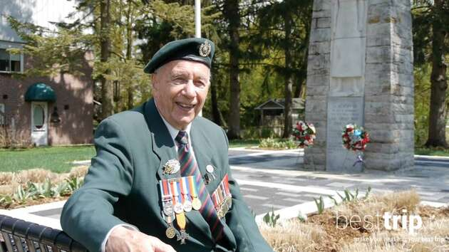 This DDay Veteran Explains Why You Should Visit Juno Beach Centre in Normandy