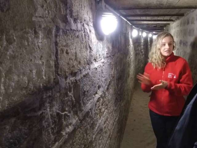Video: What Happens on a Visit to the Juno Beach Centre?