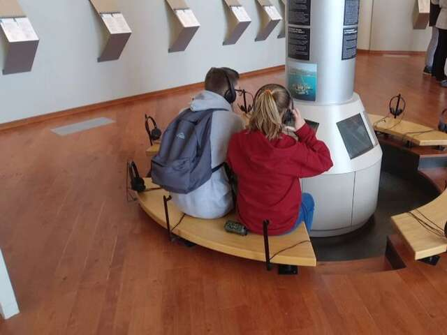 Family Visits to the Juno Beach Centre