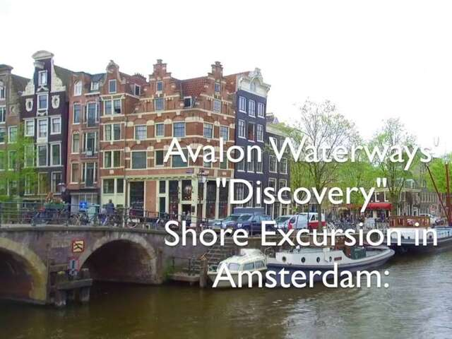 Channel Your Inner Van Gogh on this Avalon Discovery Shore Excursion in Amsterdam
