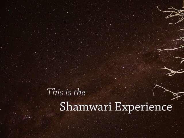 Video: The Shamwari experience