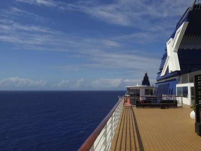 Celebrity Cruises Shows What a $500-Million Reno Looks Like