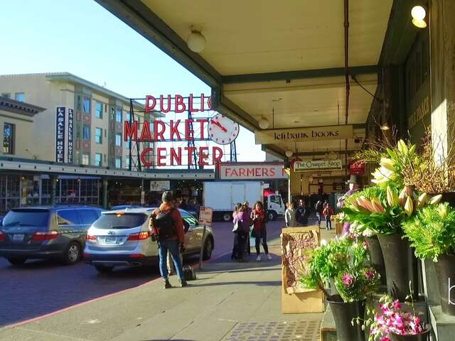America's Oldest Farmer's Market