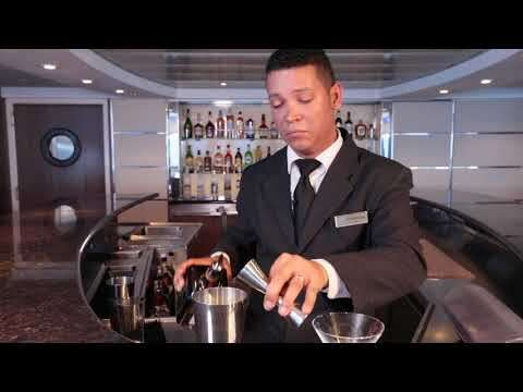 The Perfect Cosmo - By Regent Cruises