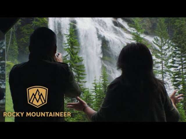 Rocky Mountaineer Experience