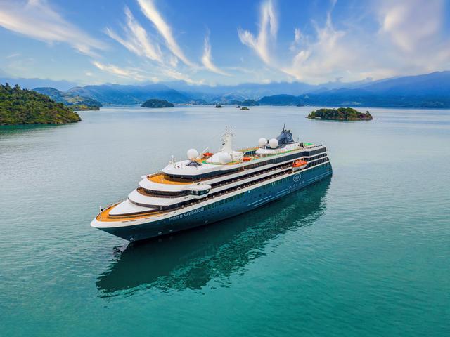Atlas Ocean Voyages - $100 per person Spending Credit!