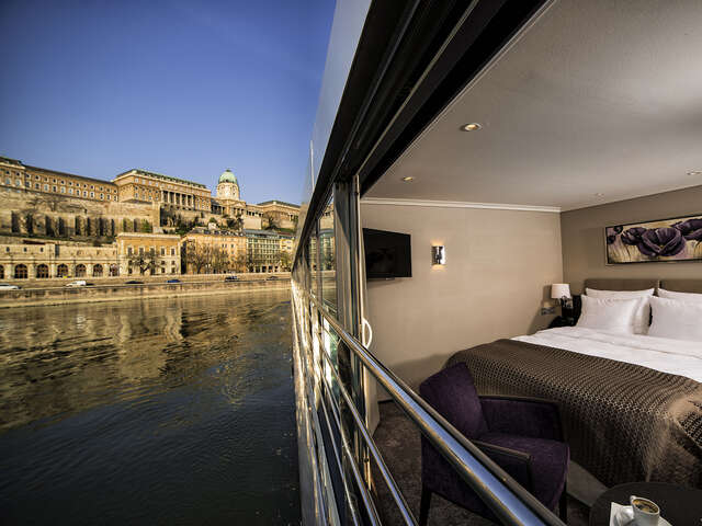 Avalon River Cruises - Free Air & Save Up To $1,000 Per Couple