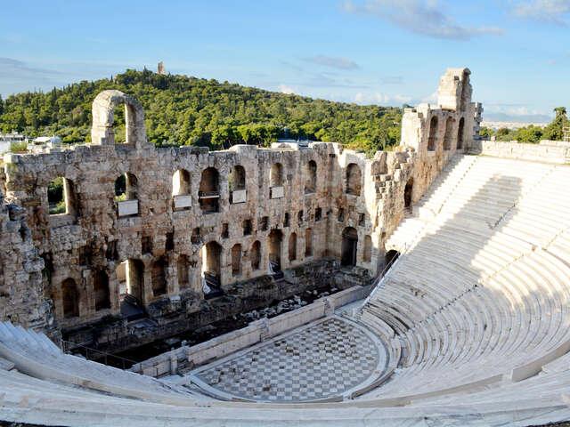 Thursday, June 4, Athens, Greece