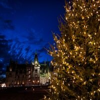 Christmas at the Biltmore Estate