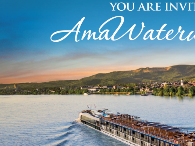 AmaWaterways Virtual Events for October 2020