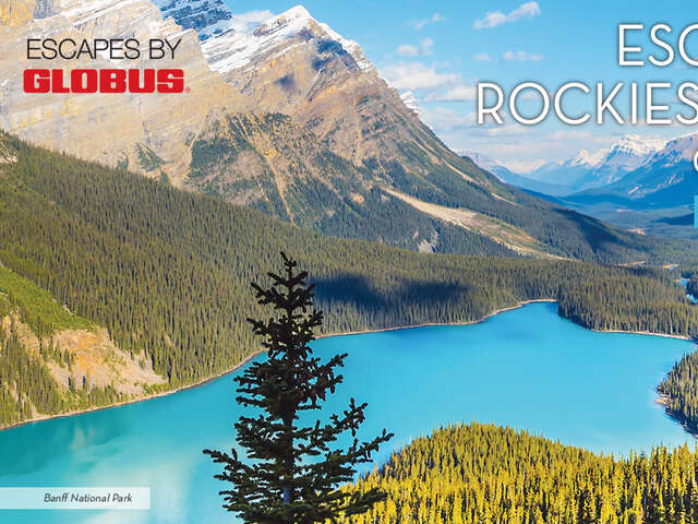 Canadian Rockies Escape Promotion