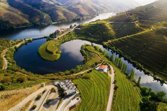 Valley Of The Douro