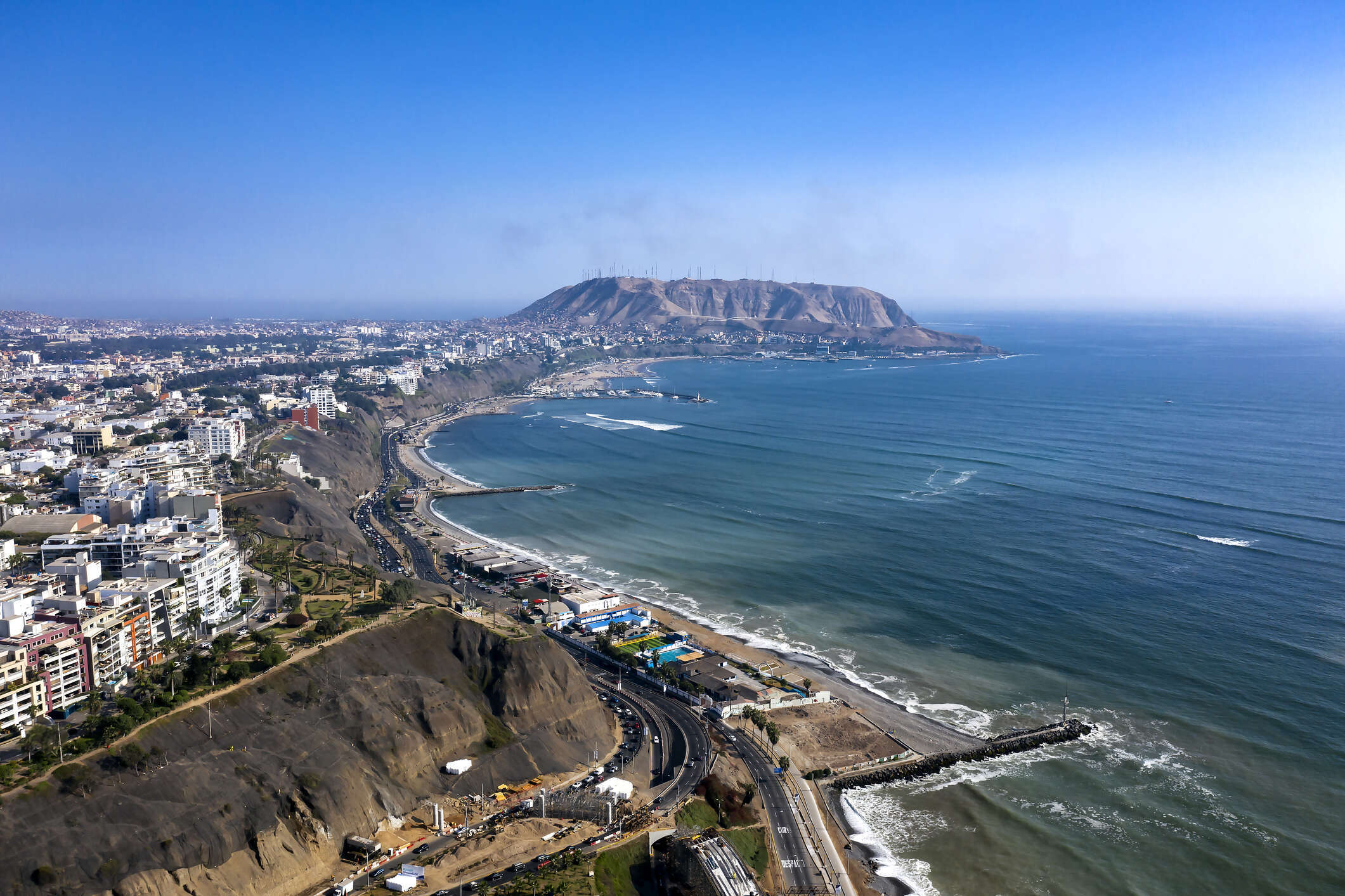 May 8 / Lima – Allpa Hotel & Suites – 1 night