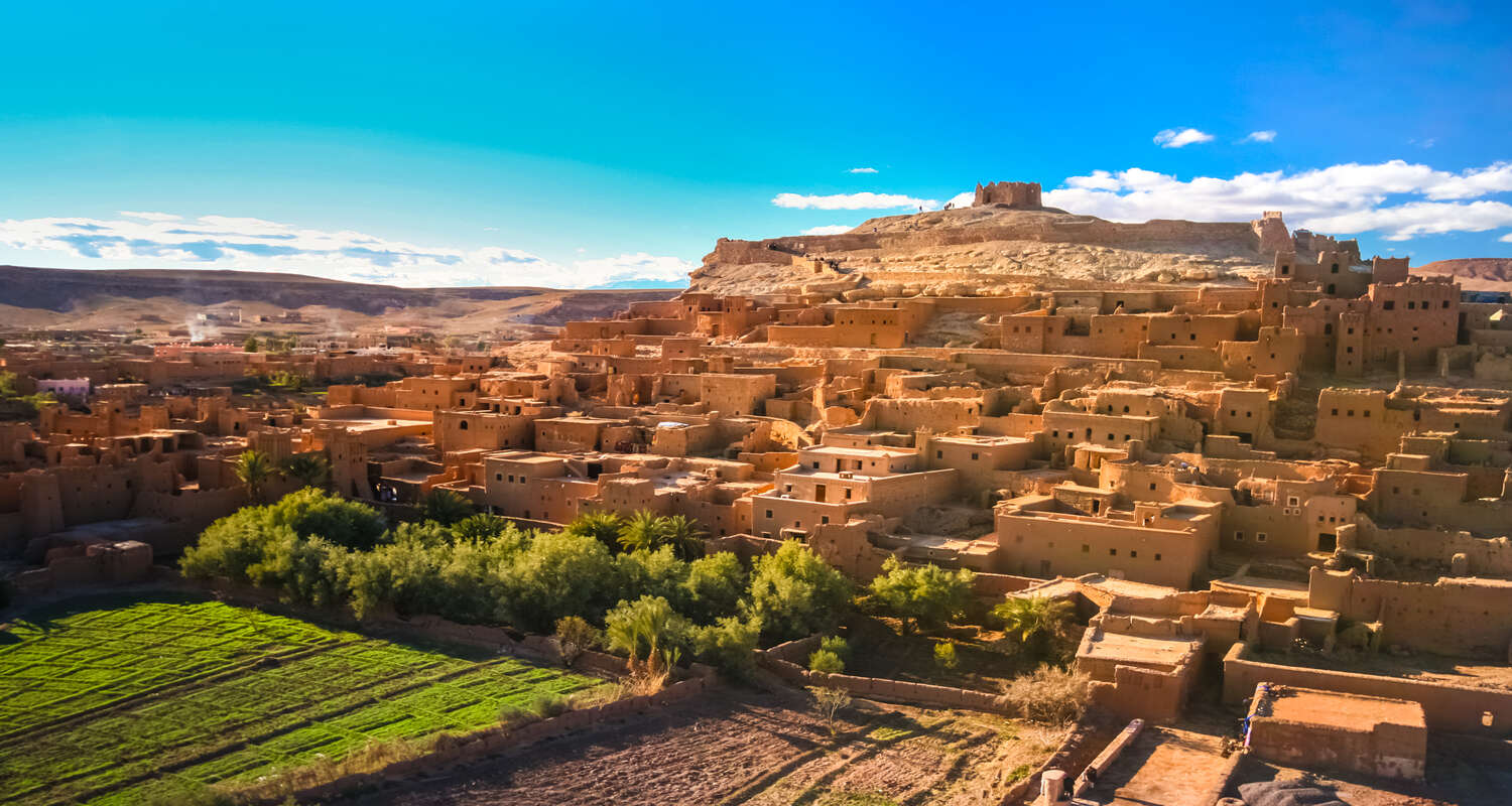 Wellness and Exploration in Morocco