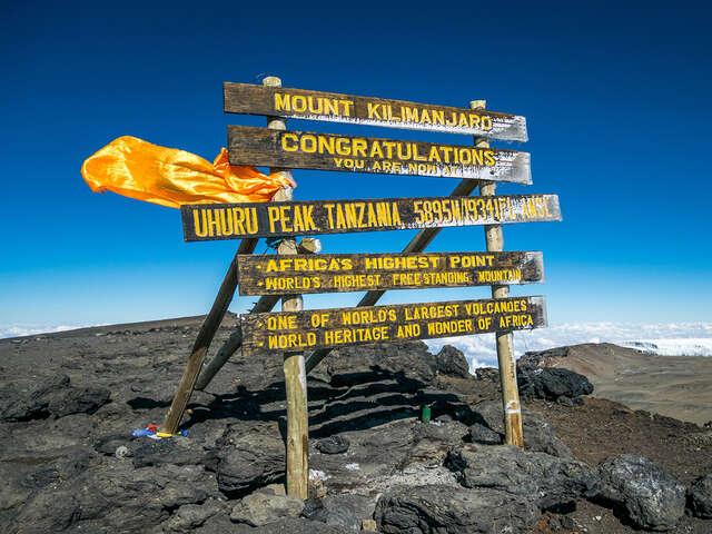 Climbing Kilimanjaro and Safari Adventure