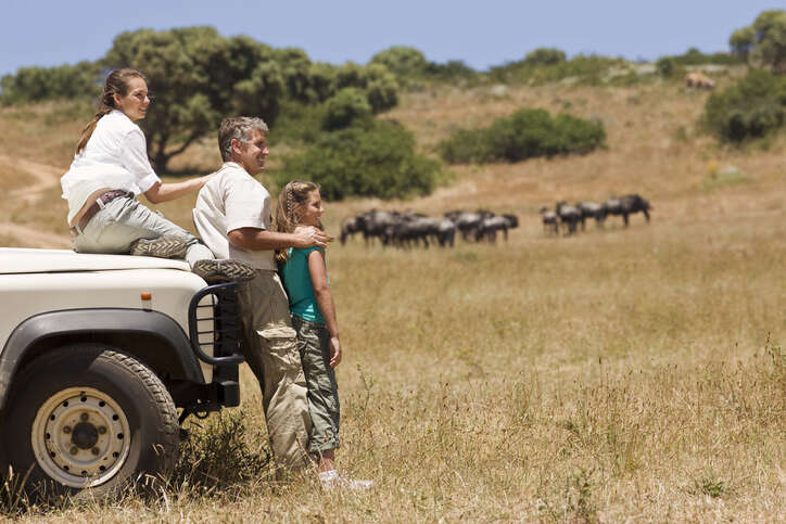 Family Vacations in Africa
