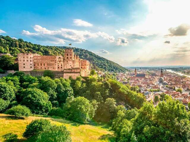 Exploring Heidelberg Castle with AmaWaterways