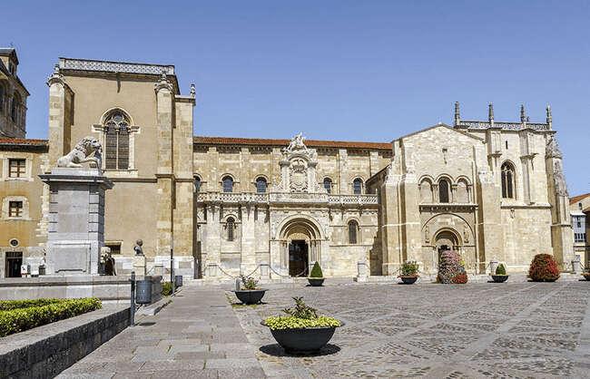 Basilica of Saint Isidoro of Romanesque