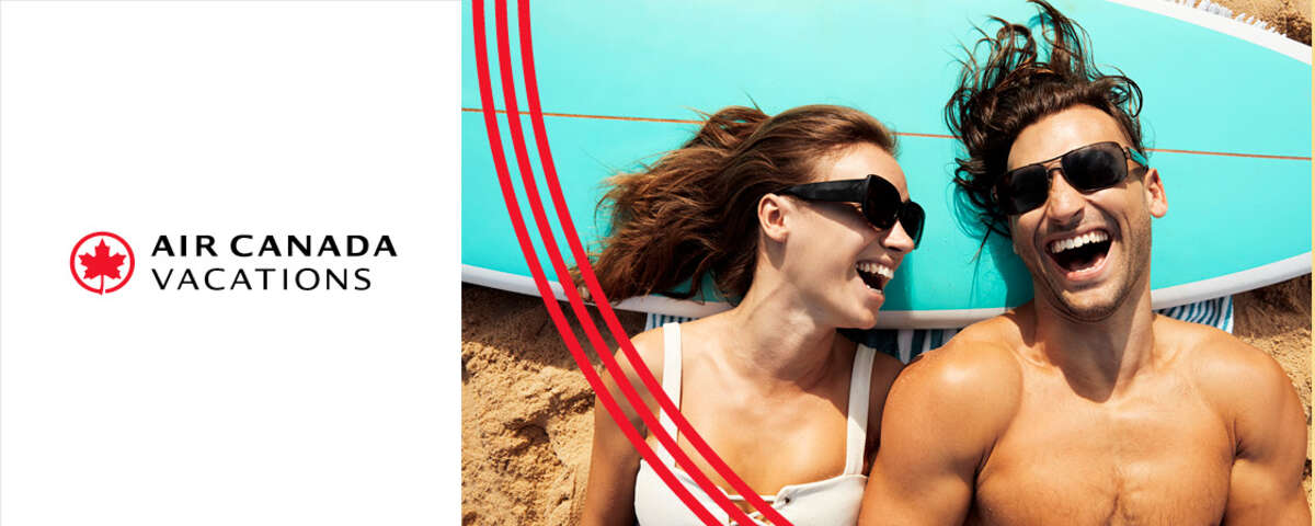 Air Canada Vacations - Early Booking Bonus Offer!