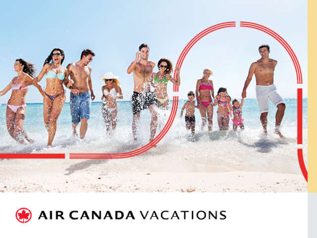 Travel Together With Greater Peace Of Mind with Air Canada Vacations