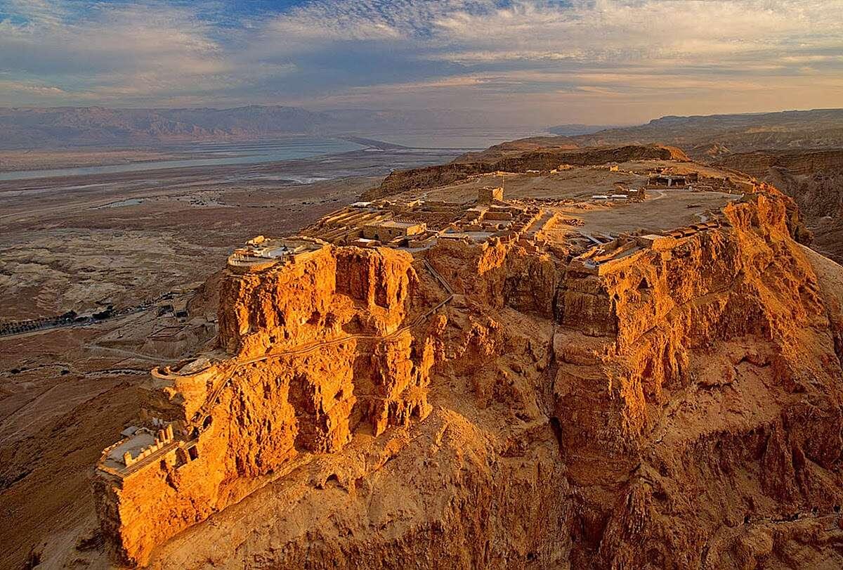 Thursday, November 7 / Qumran - Masada Dead Sea