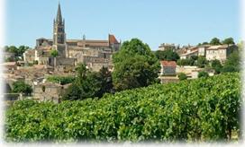 Wine tour to Saint-Emilion and Medoc