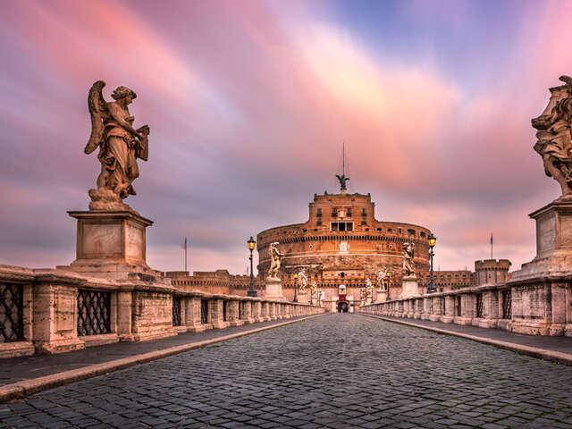 ROME, ATHENS & THE AEGEAN ISLES
