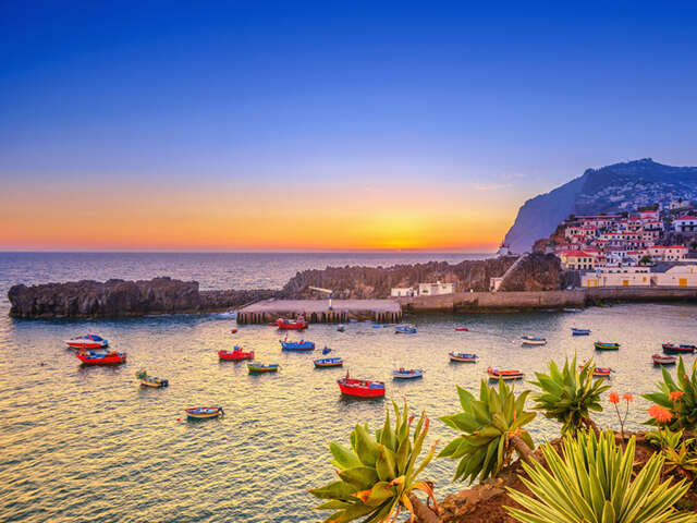 MADEIRA, THE ISLAND OF ETERNAL SPRING
