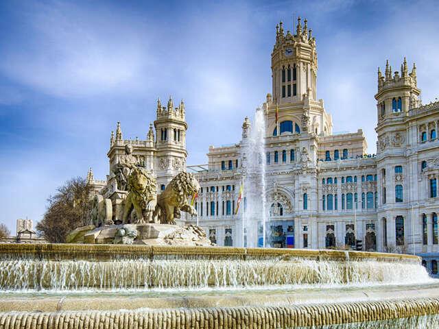 SPLENDORS OF SPAIN