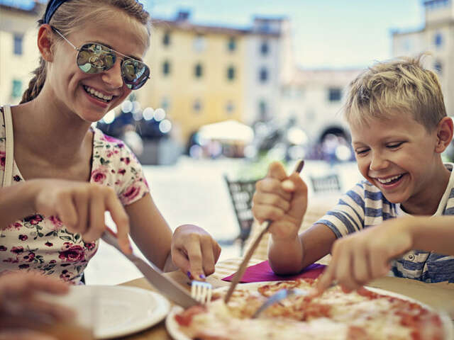 FAMILY FUN IN VENICE, FLORENCE & ROME