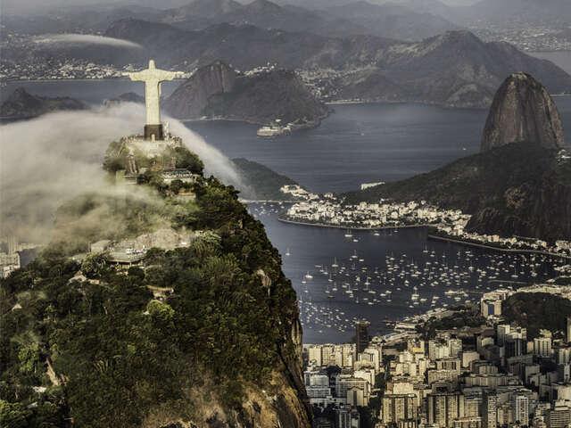 WONDERS OF BRAZIL