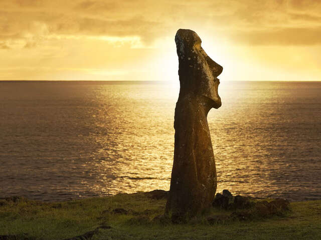 EASTER ISLAND GETAWAY