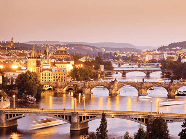 Prague & Danube