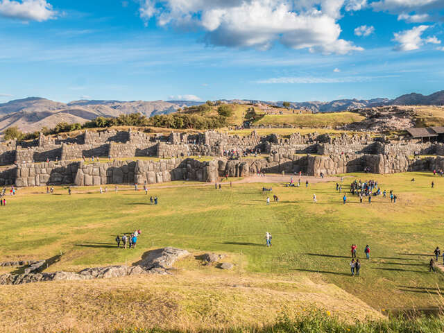 HIDDEN MYSTERIES OF PERU