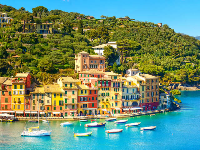 PORTOFINO, A JET SET TRAVEL SECRET HIDEOUT