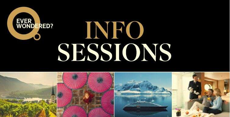 Join Our Upcoming Scenic Tours Info Session