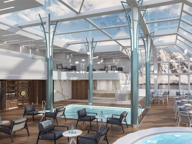The World's Largest, Most Spacious Luxury Expedition Yacht Unveiled