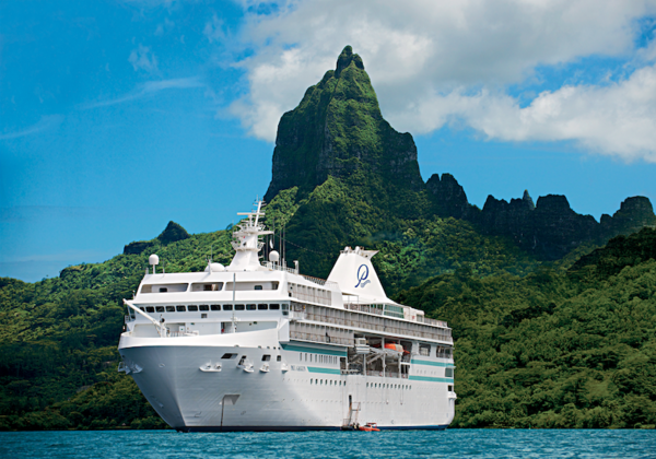50% off Paul Gauguin cruises to the South Pacific, plus Included Air from LA