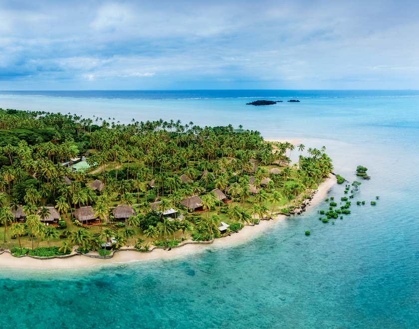 You Can Dive into Cousteau Legacy at this Luxury Eco-Resort in Fiji
