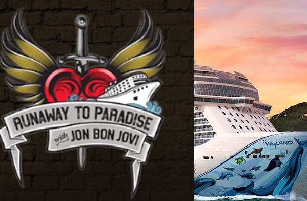 Jon Bon Jovi Hosts 2 Norwegian Cruises in 2019 - Filling up Fast!