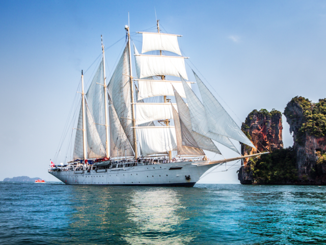 Free! 3-Day Land Tour Pre/Post Star Clippers Sailing Cruises in Asia